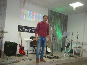 Jesus 4 Youth…prvič
