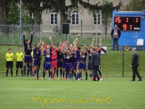 Presežki NK Maribor B ekipe