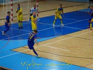 Futsal prvič v novi sezoni…